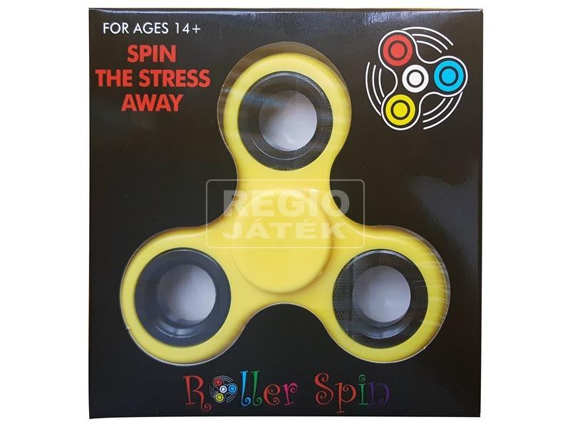 Fidget Spinner felnőtteknek - többféle