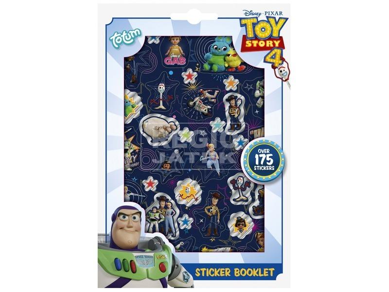 Toy Story 4 matricás album