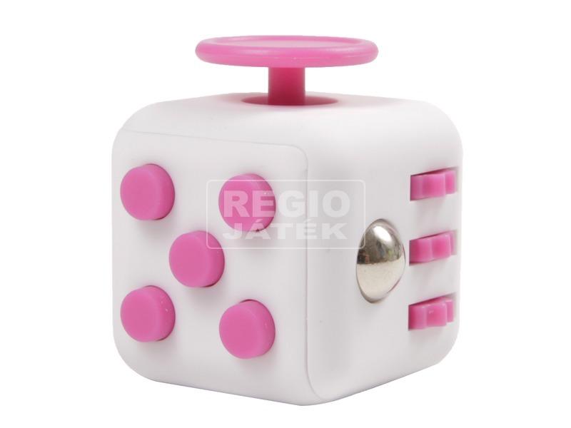 Fidget Cube stresszoldó kocka - többféle