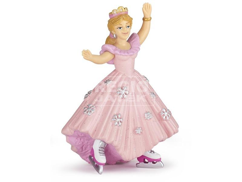 Papo rózsaszín hercegnő korcsolyával 39126