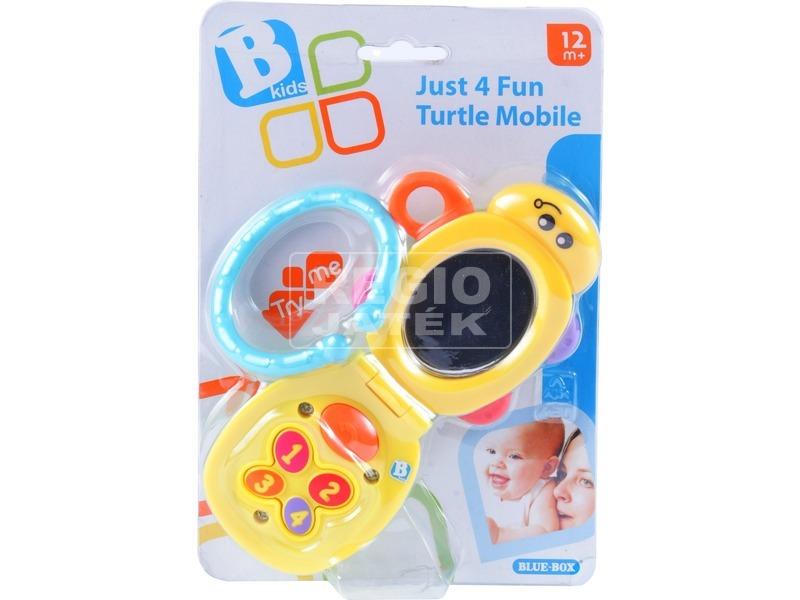 Teknős mobil