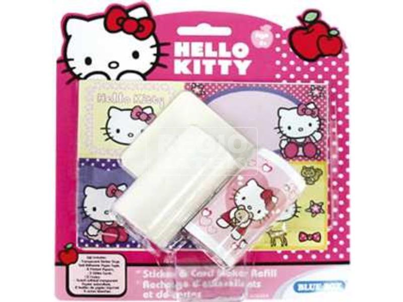 Hello Kitty matricagyár utántöltő
