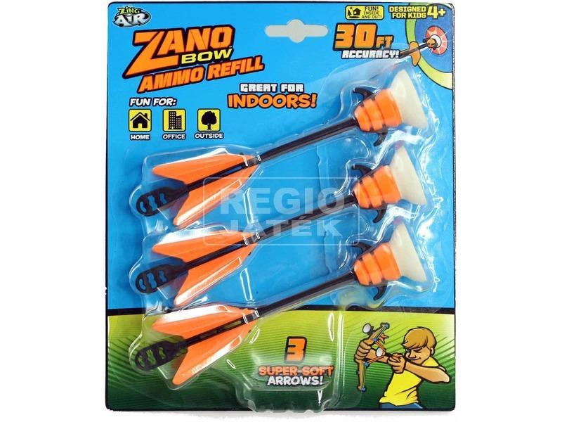 Airstorm Zano mini íj utántöltő készlet