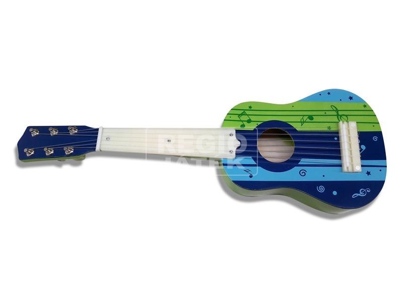 kép nagyítása Fa akusztikus gitár - 53 cm, többféle