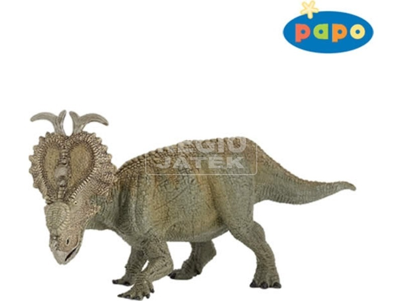 Papo pachyrhinosaurus figura 55019