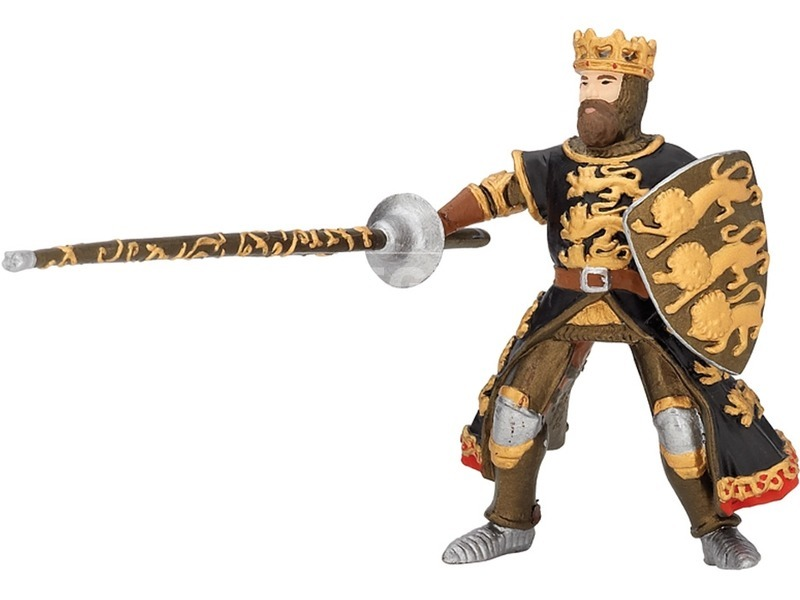 Papo 39761 Richárd király, arany