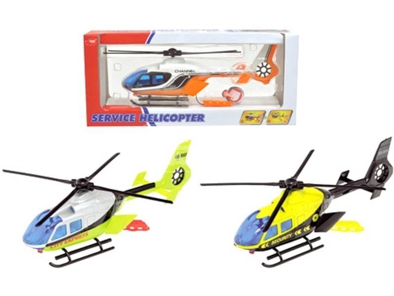 Service helikopter - többféle