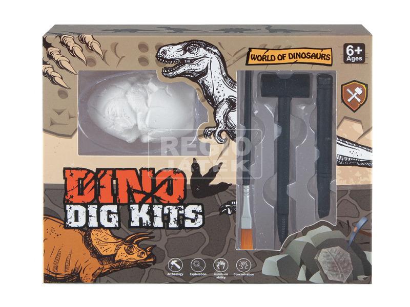 Mini régész játék - tojás leletek