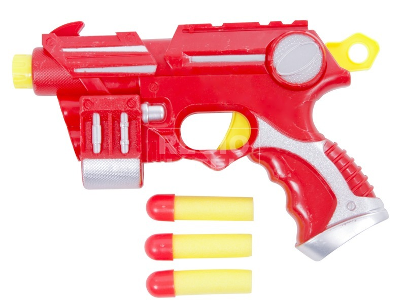 kép nagyítása Szivacslövő pisztoly - többféle