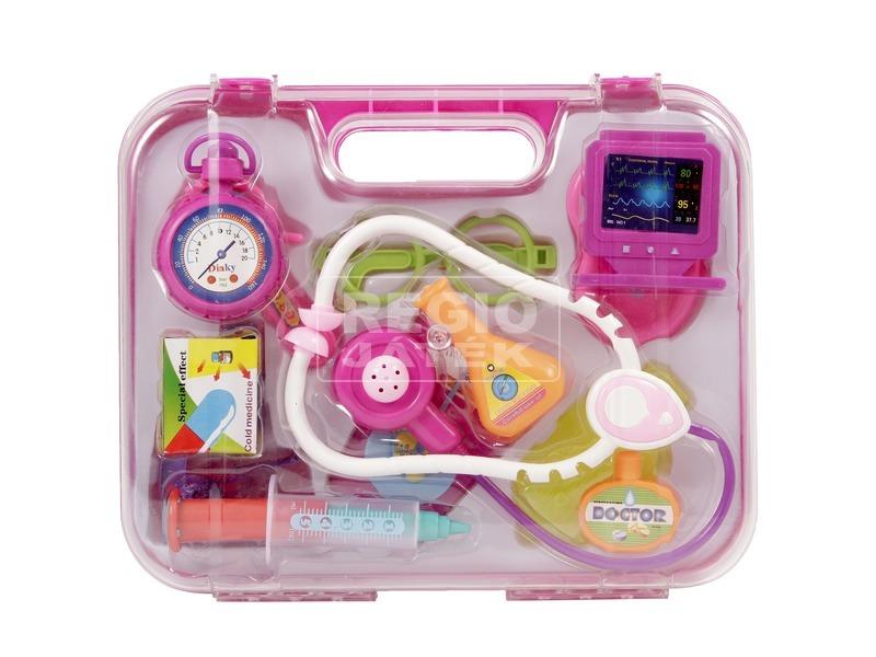 Orvosi táska eszközökkel