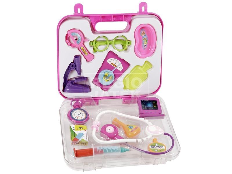 kép nagyítása Orvosi táska eszközökkel