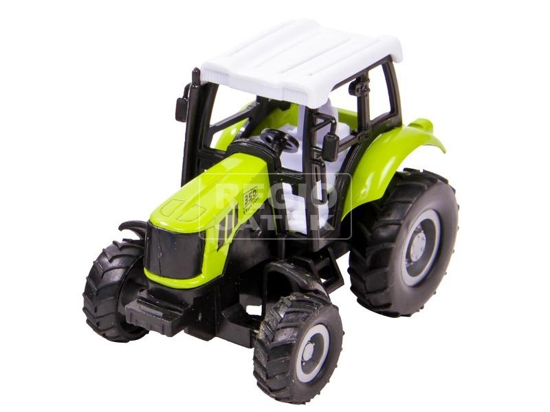 kép nagyítása City Master traktor - 10 cm, többféle