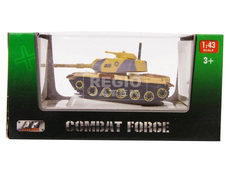 kép nagyítása Fém tank modell 1:43 - többféle