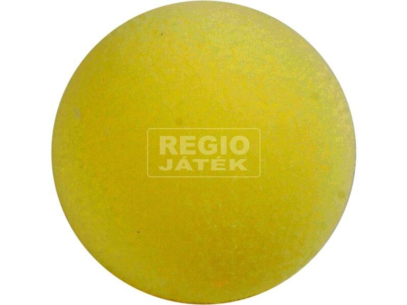 kép nagyítása Habszivacs labda - 8 cm, többféle