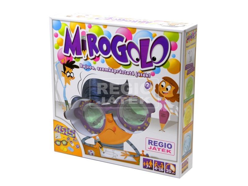 kép nagyítása Mirogolo társasjáték