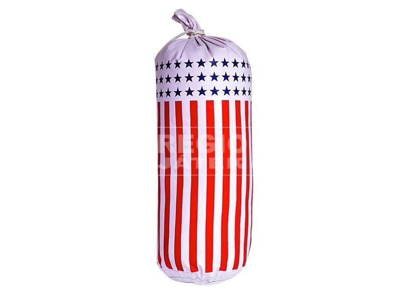 kép nagyítása Amerikai zászló mintás bokszkészlet