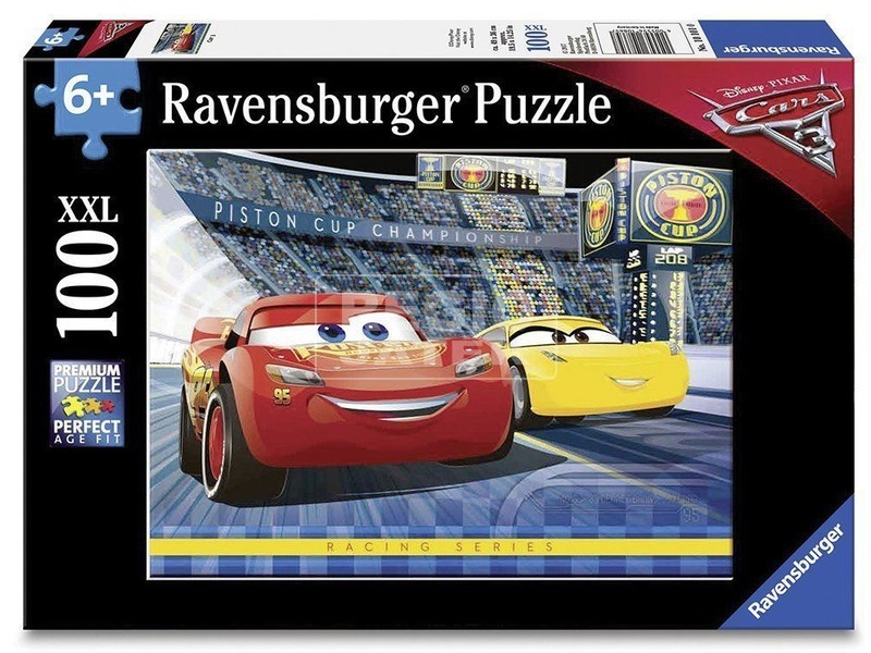 Verdák 3 - 100 darabos XXL puzzle