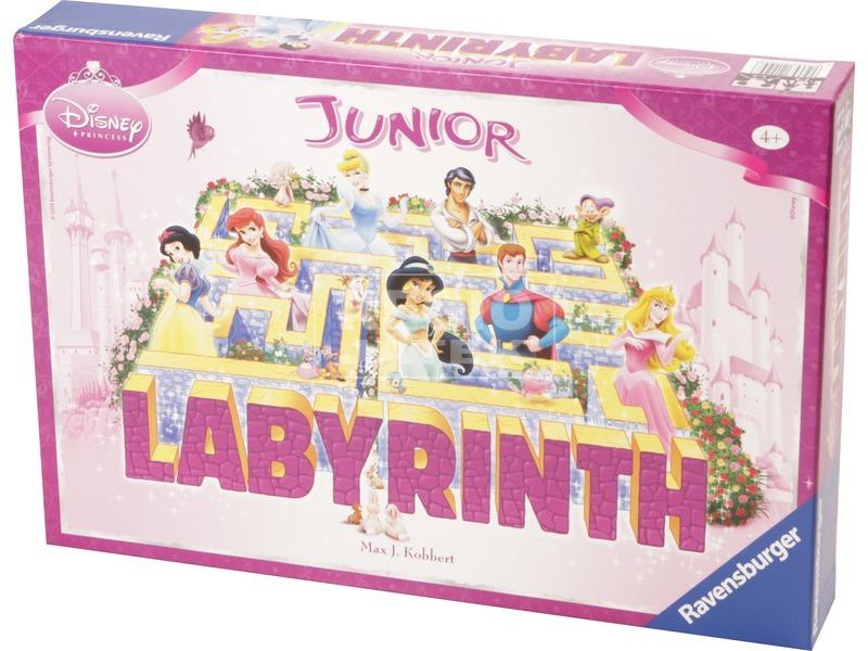 Disney hercegnők labirintus társasjáték