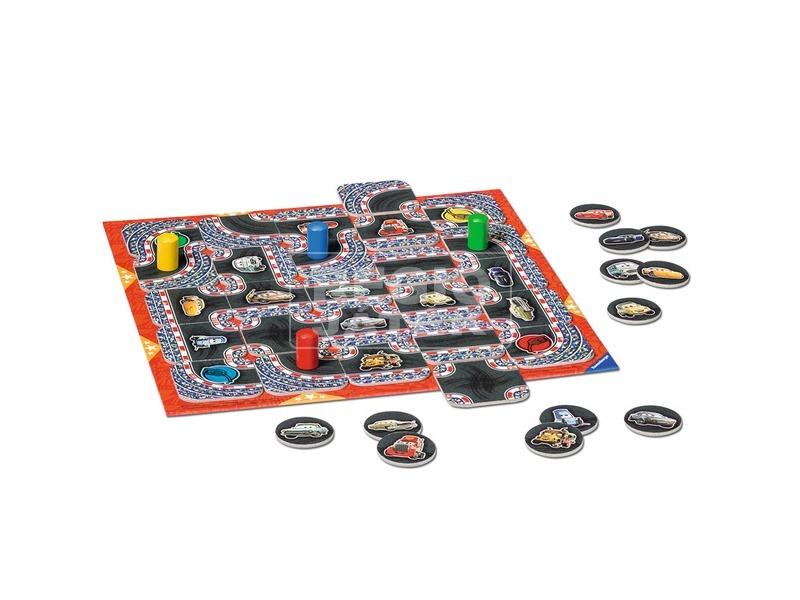kép nagyítása Verdák 3 labirintus társasjáték