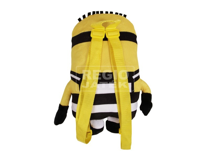 kép nagyítása Minion rabruhás hátizsák - 28 cm, többféle