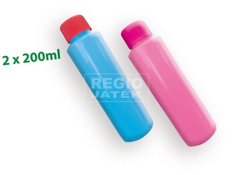 kép nagyítása SES homokszínező - 2 x 200 ml, kék-rózsaszín