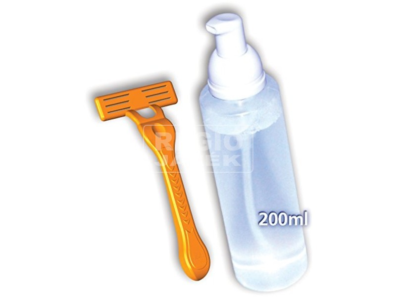 kép nagyítása SES borotválkozó készlet