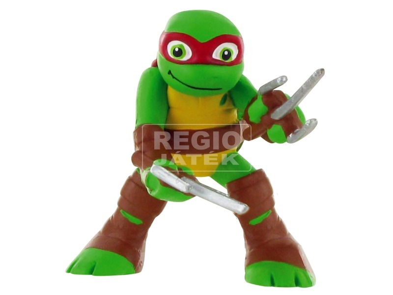 Tini nindzsa teknőcök Raffaello figura - 6 cm
