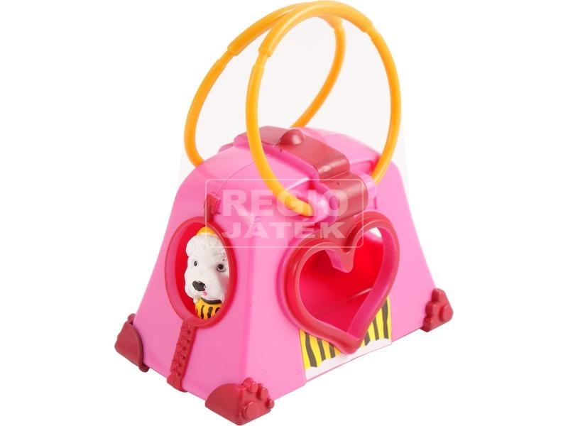 ChiChi Love mini plüsskutya kézitáskában