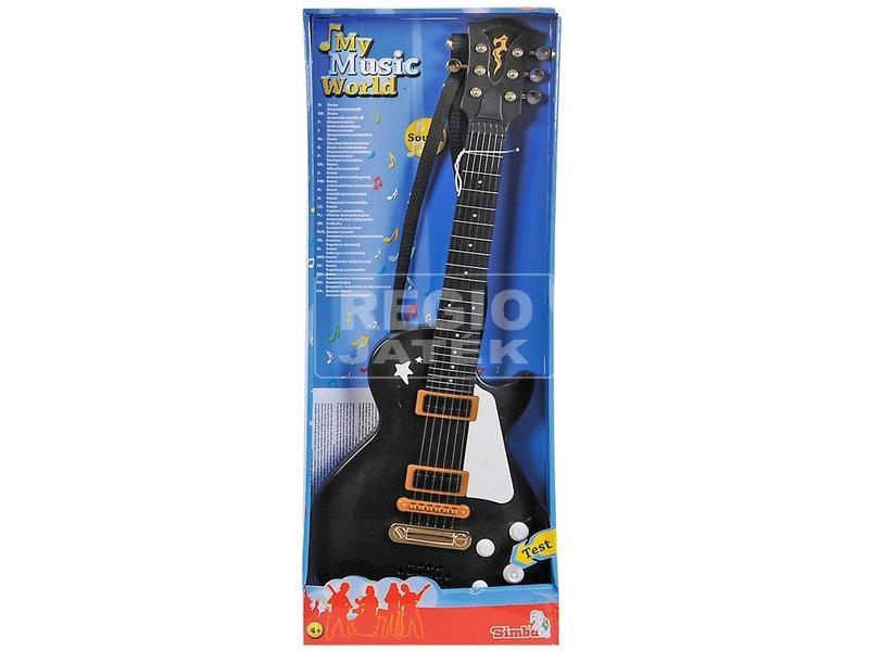 Rock gitár - 55 cm, többféle