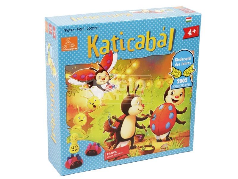 Katicabál - kooperatív társasjáték CPY