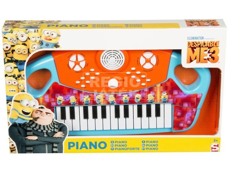 Gru 3 zongora