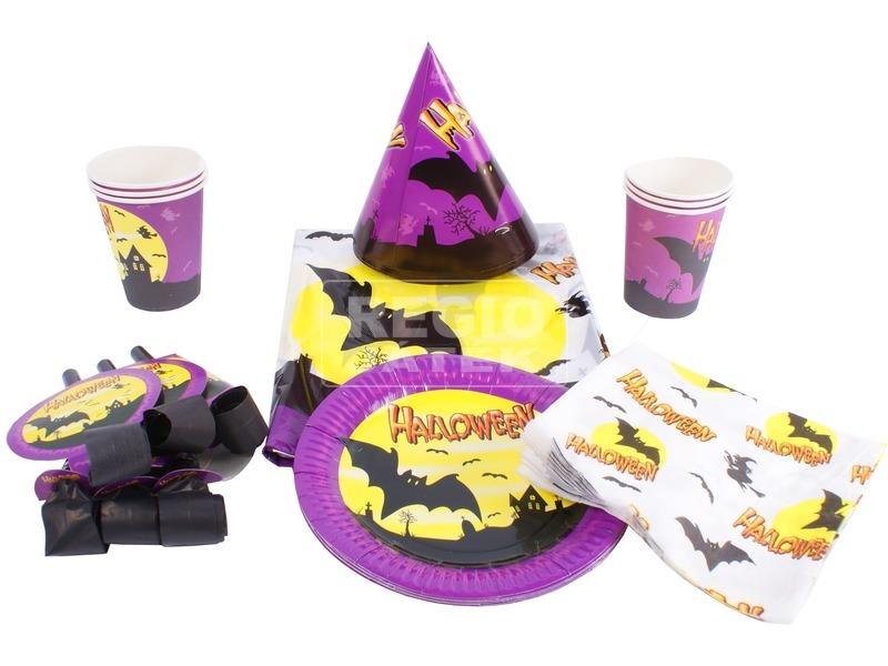 Halloween horror party készlet
