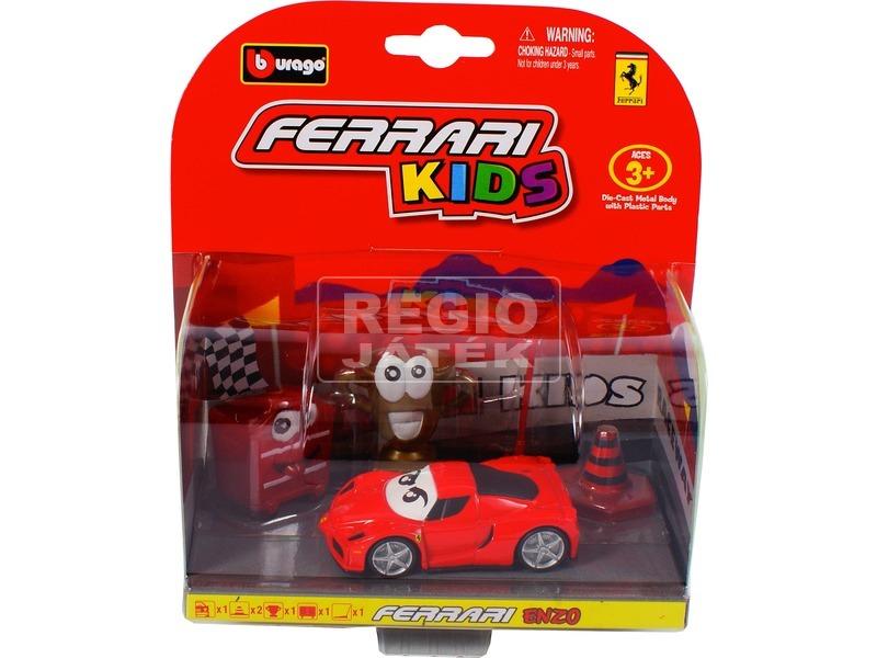 Burago Ferrari Kids kisautó - többféle