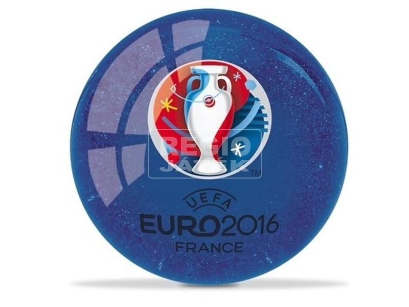 Foci EB 2016 világító csillámporos labda - 7 cm, többféle