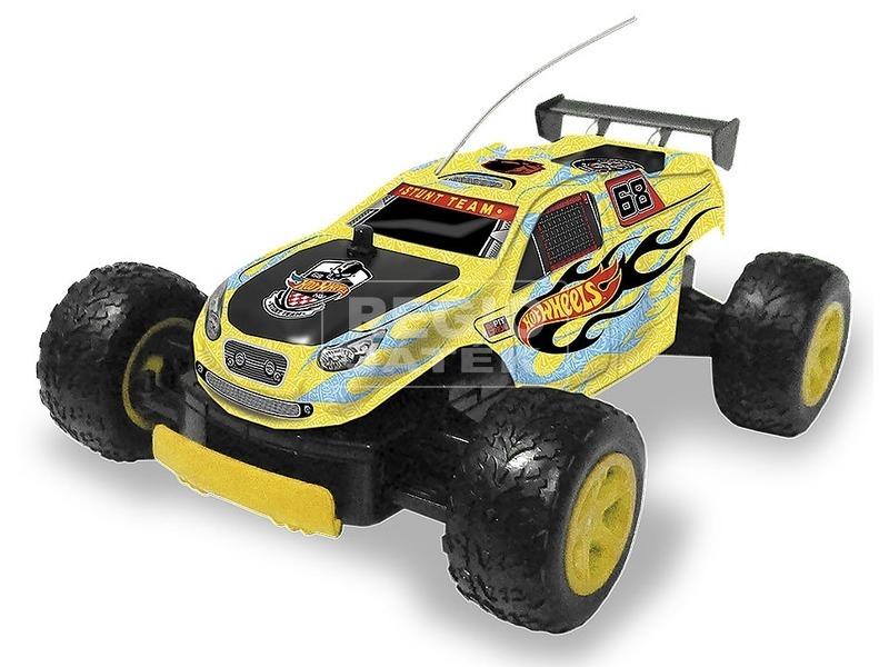 kép nagyítása Hot Wheels Buggy távirányítós autó - 1:24, többféle