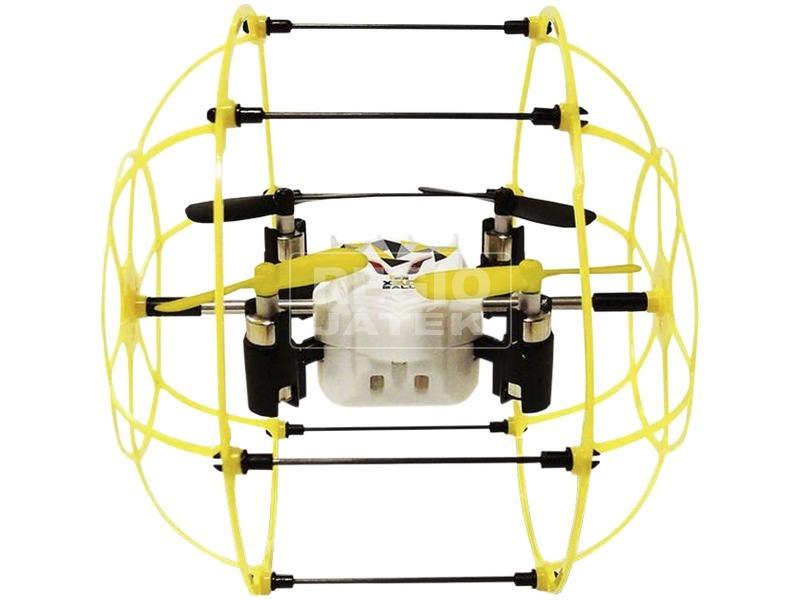 kép nagyítása Ultra Drone X6. 0 Ball távirányítós quadrocopter