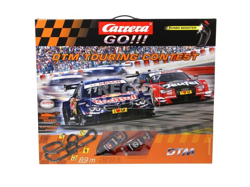 Carrera GO!!! DTM Touring Contest autóp