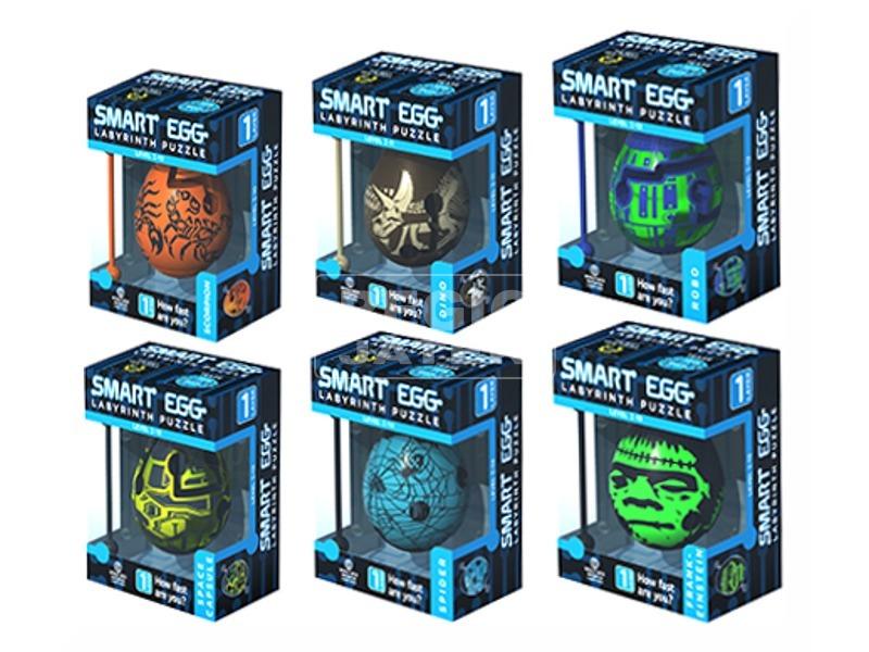 kép nagyítása Smart Egg okostojás - 10-15 szint, többféle
