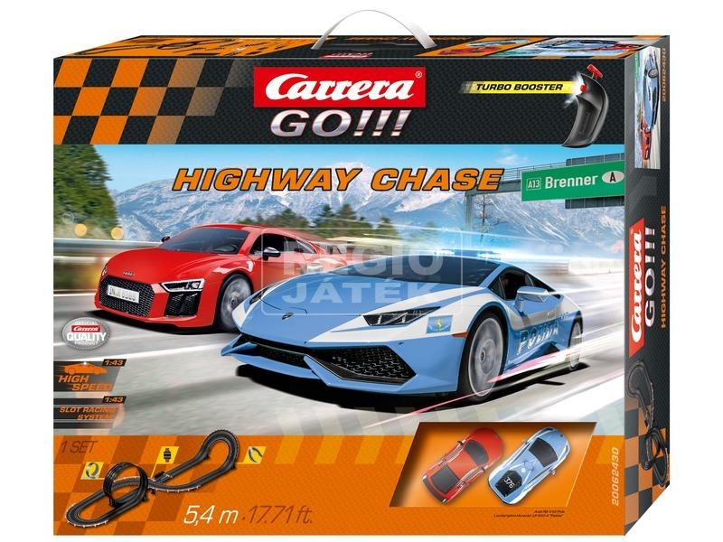 Carrera GO Highway Chase versenypálya
