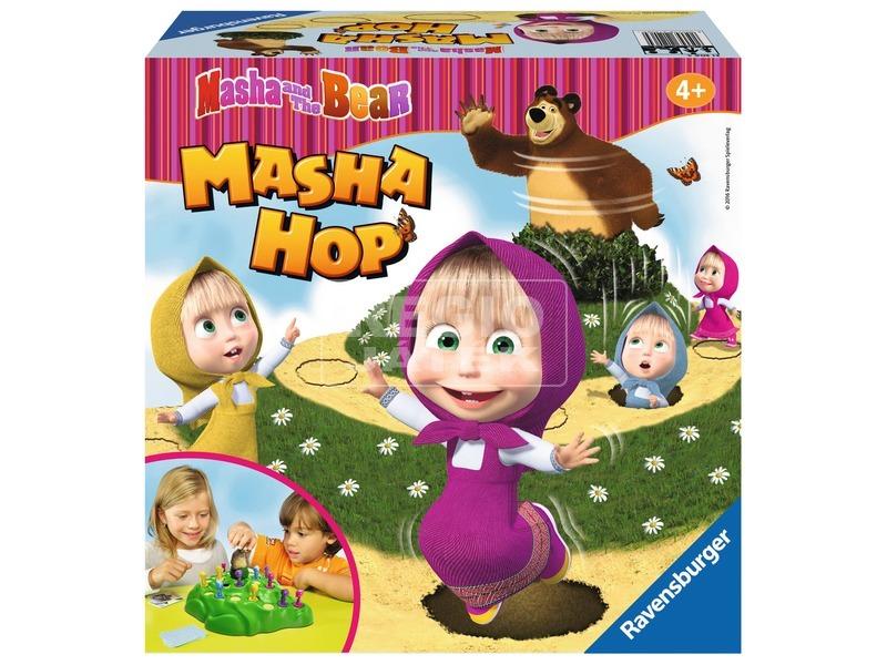 Masha Hopp társasjáték