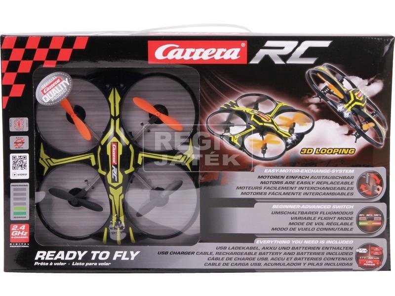 kép nagyítása Carrera RC X1 távirányítós quadrocopter