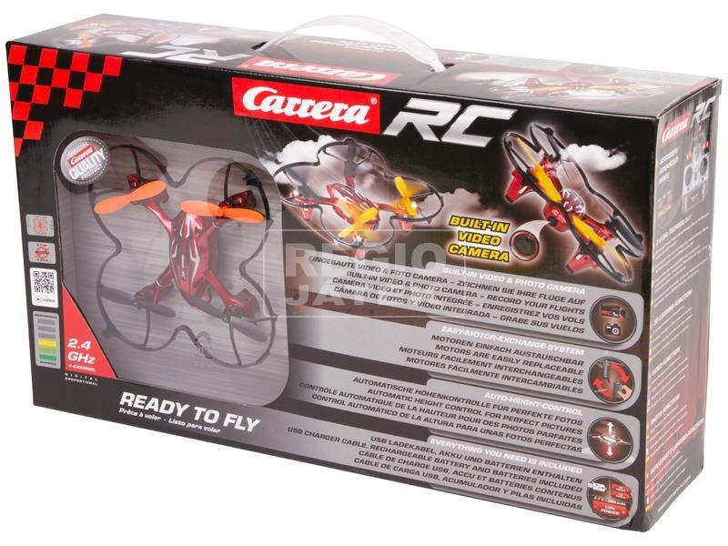 Carrera RC Video One távirányítós quadrocopter