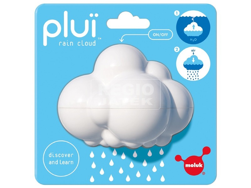 Plui esőfelhő fürdőjáték