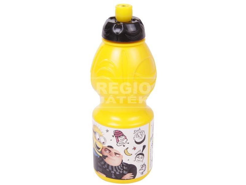 Gru 3 műanyag kulacs - 400 ml
