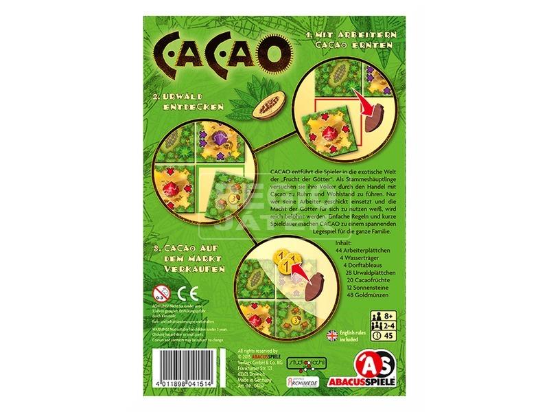 kép nagyítása Cacao társasjáték