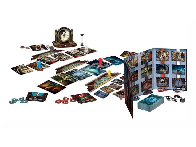 kép nagyítása Mysterium társasjáték