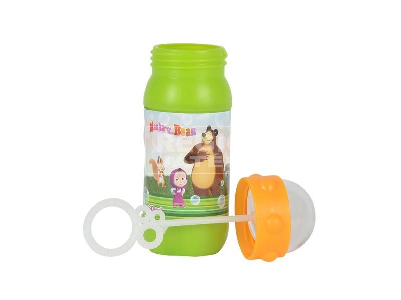 Masha buborékfújó - 60 ml, többféle