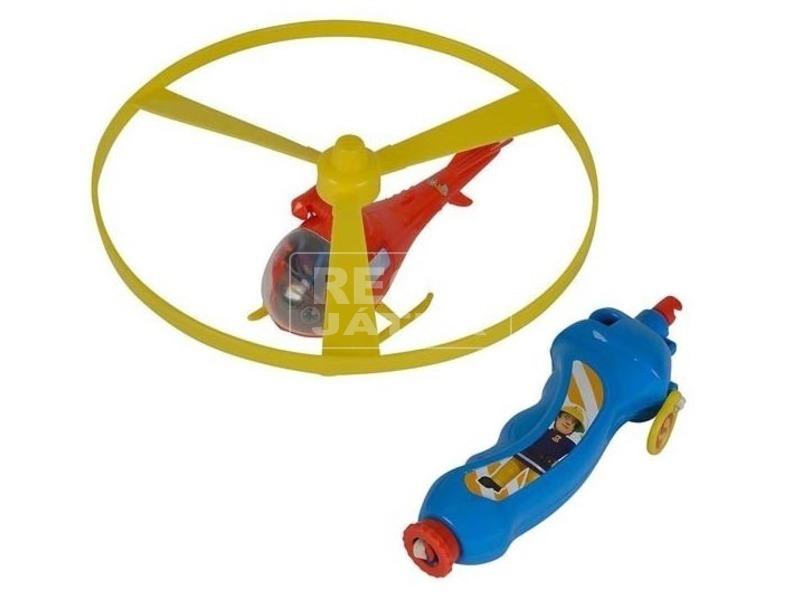 kép nagyítása Sam a tűzoltó Wallaby kilövős helikopter