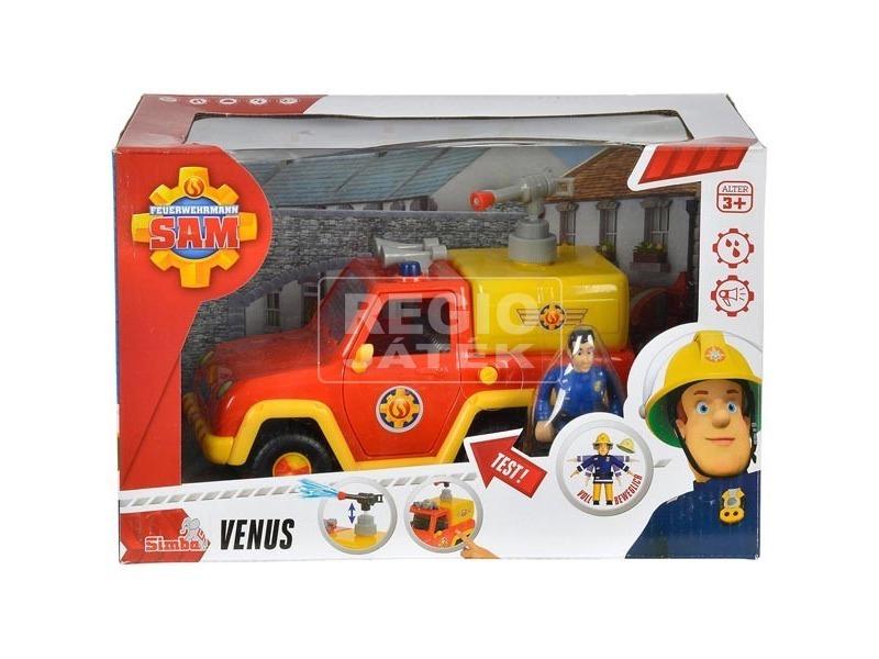 Tűzoltó Sam Venus terepjáró figurával