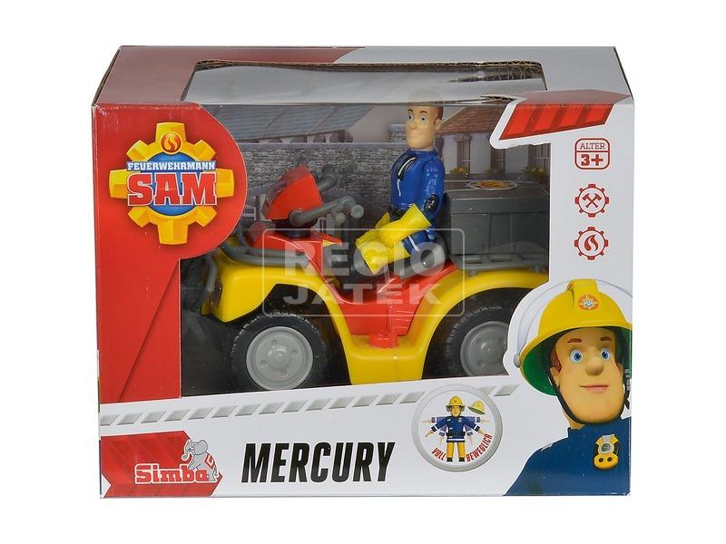 Sam a tűzoltó Mercury Quad +1figura
